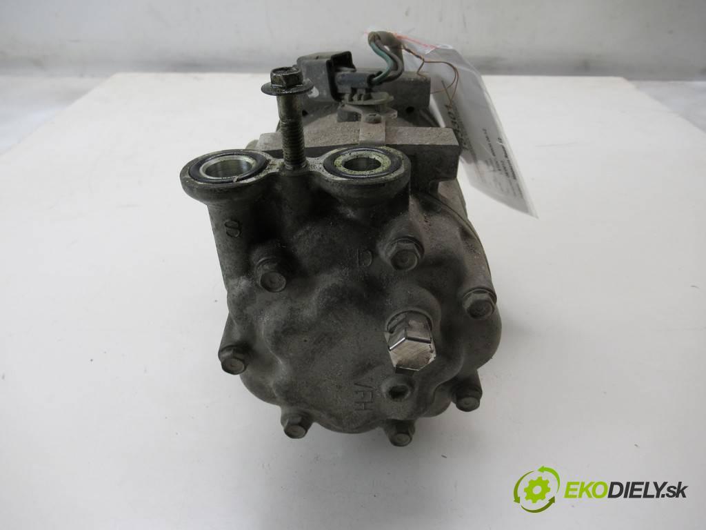 Ford Fusion  2005 90KM 1.6TDCI 90KM 05-12 1600 Kompresor klimatizácie 5S61-19D629-AA (Kompresory klimatizácie)