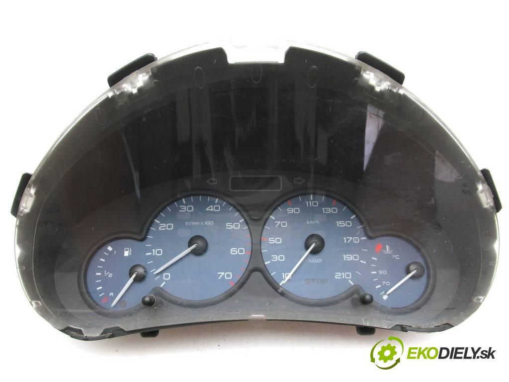 Citroen Berlingo I FL  2005  1.6B 109KM 02-10 1600 Prístrojovka 9659364580 (Prístrojové dosky, displeje)