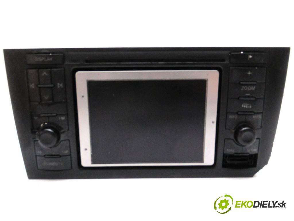 Audi A6 C5  1997  SEDAN 4D 1.9TDI 110KM 97-04 1900 RADIO 4B0035192M (Audio zariadenia)