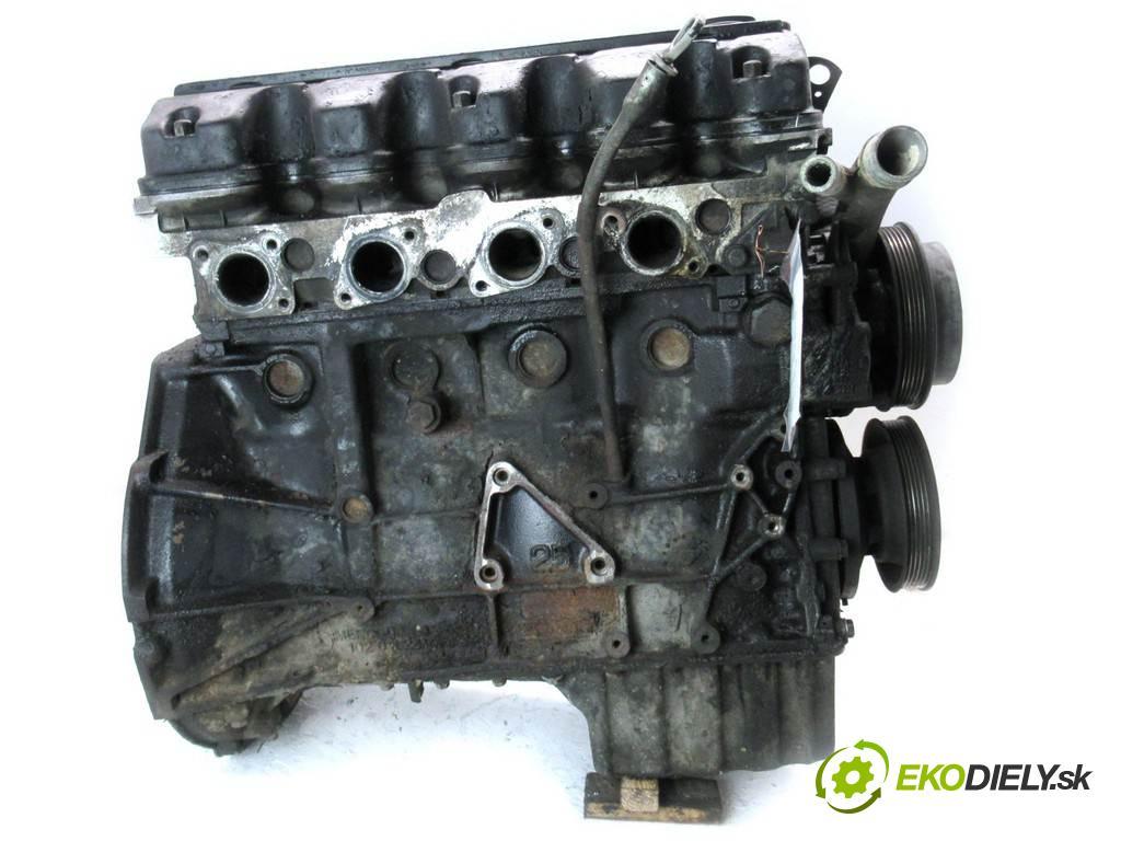 Mercedes-Benz W124  1987  SEDAN 4D 2.3B 136KM 84-97 2300 Motor 102982 (Motory (kompletné))