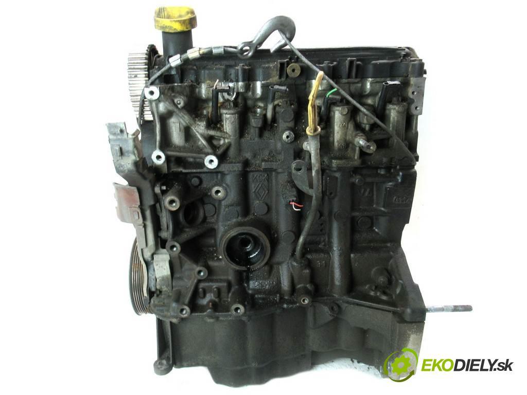Renault Twingo II  2009 64 kW HATCHBACK 3D 1.5DCI 64KM 07-14 1500 Motor K9K740  (Motory (kompletné))
