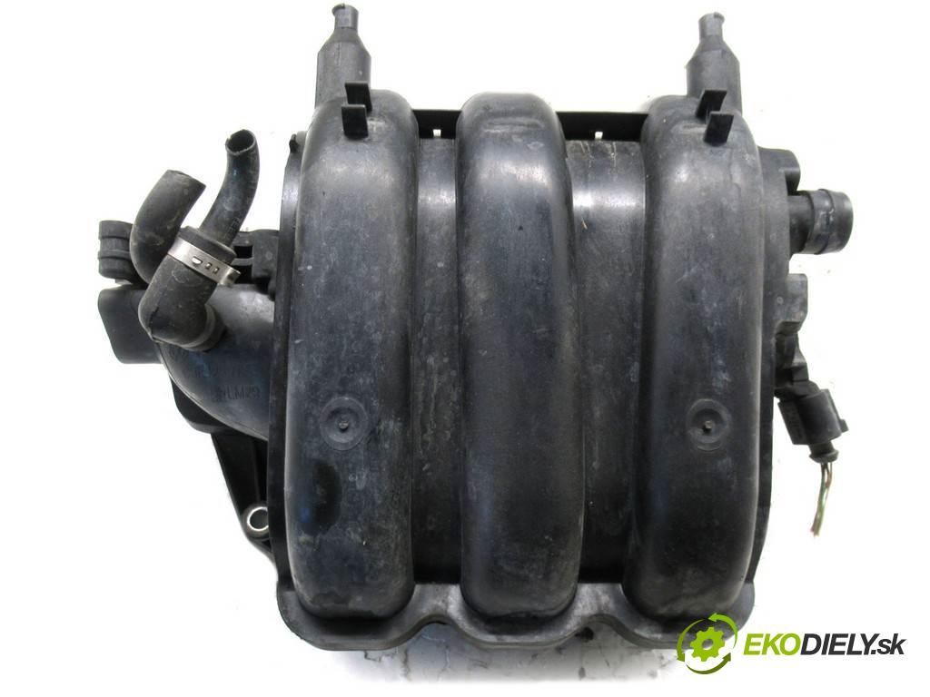 Volkswagen Polo IV 9N  2002  HATCHBACK 3D 1.2B 12V 64KM 01-09 1200 Potrubie sacie, sanie 03E129711C (Sacie potrubia)