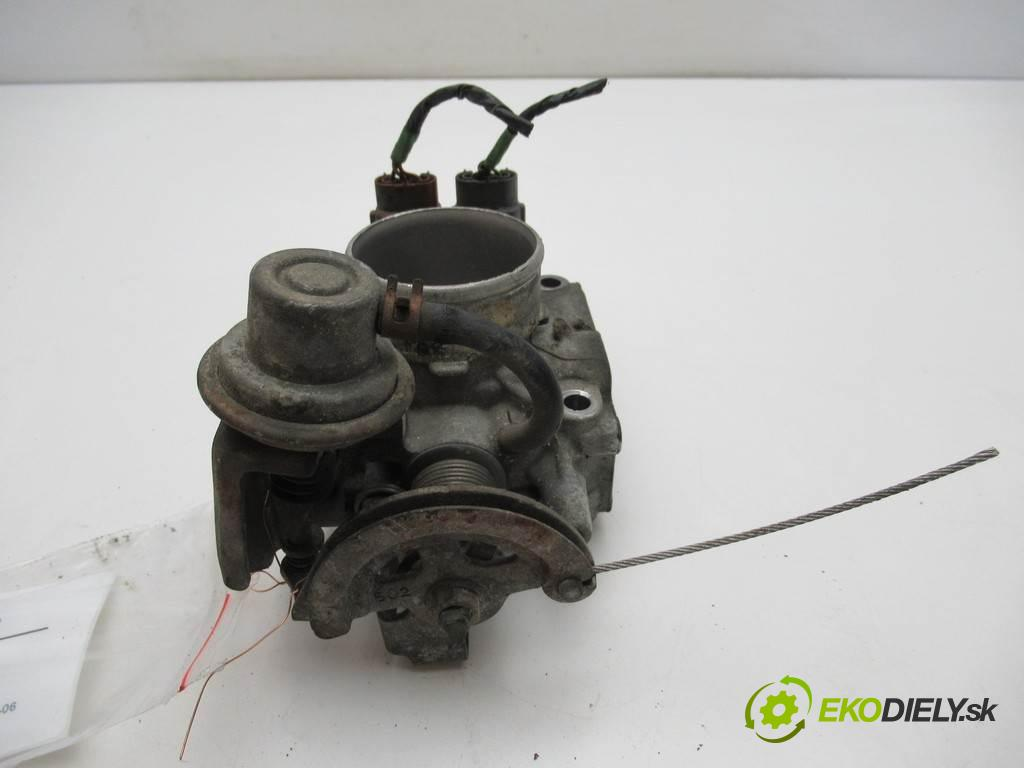 Nissan Almera N16  2000  HATCHBACK 3D 1.8B 114KM 00-06 1800 škrtíci klapka A22-669B00 (Škrticí klapky)