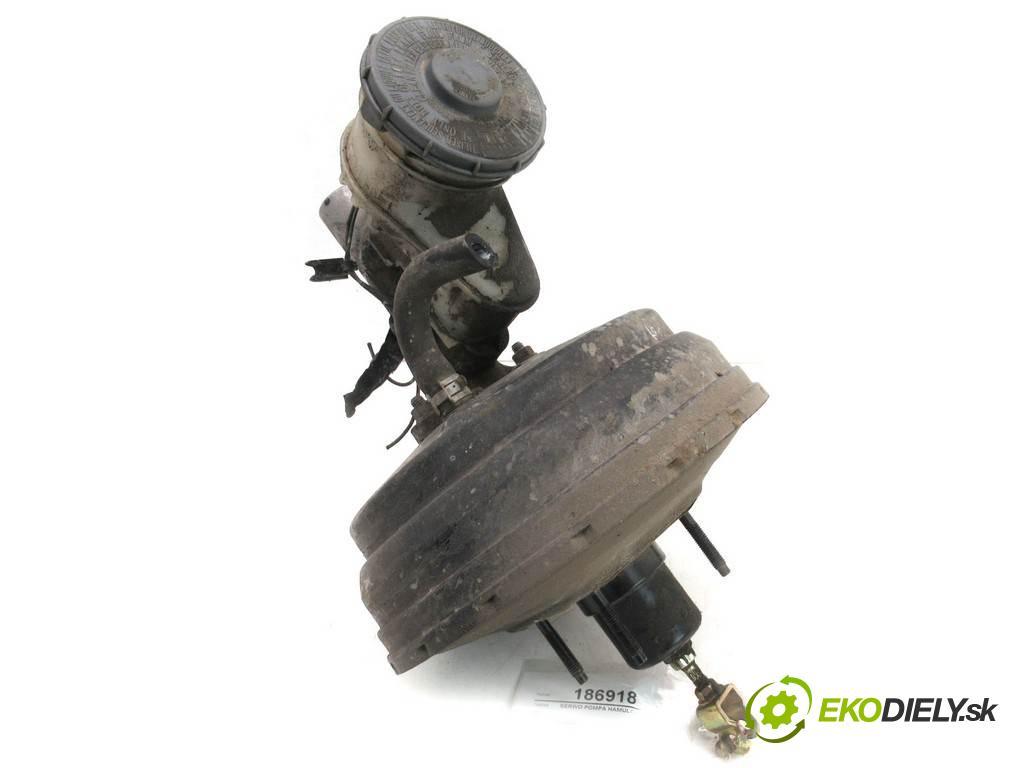 Honda Accord VI  1999  SEDAN 4D 1.8B 136KM 97-02 1800 posilovač pumpa brzdová 81202-0178 (Posilovače brzd)
