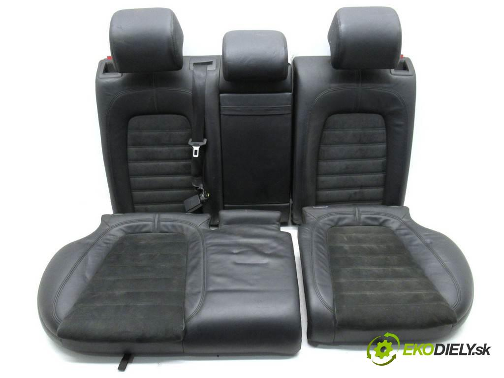 Volkswagen Passat B6  2005  KOMBI 5D 2.0TDI 140KM 05-10 2000 Sedadlo zad  (Sedačky, sedadlá)