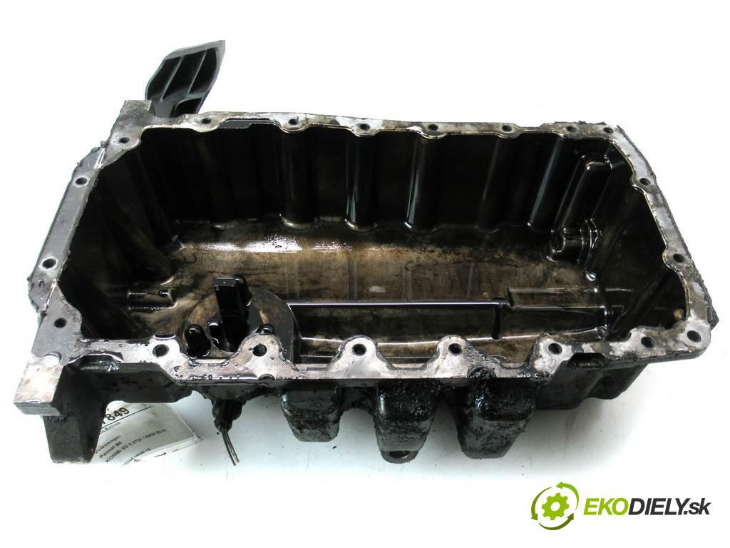 Volkswagen Passat B6    KOMBI 5D 2.0TDI 140KM 05-10  vaňa olejová 03G103603H (Olejové vane)