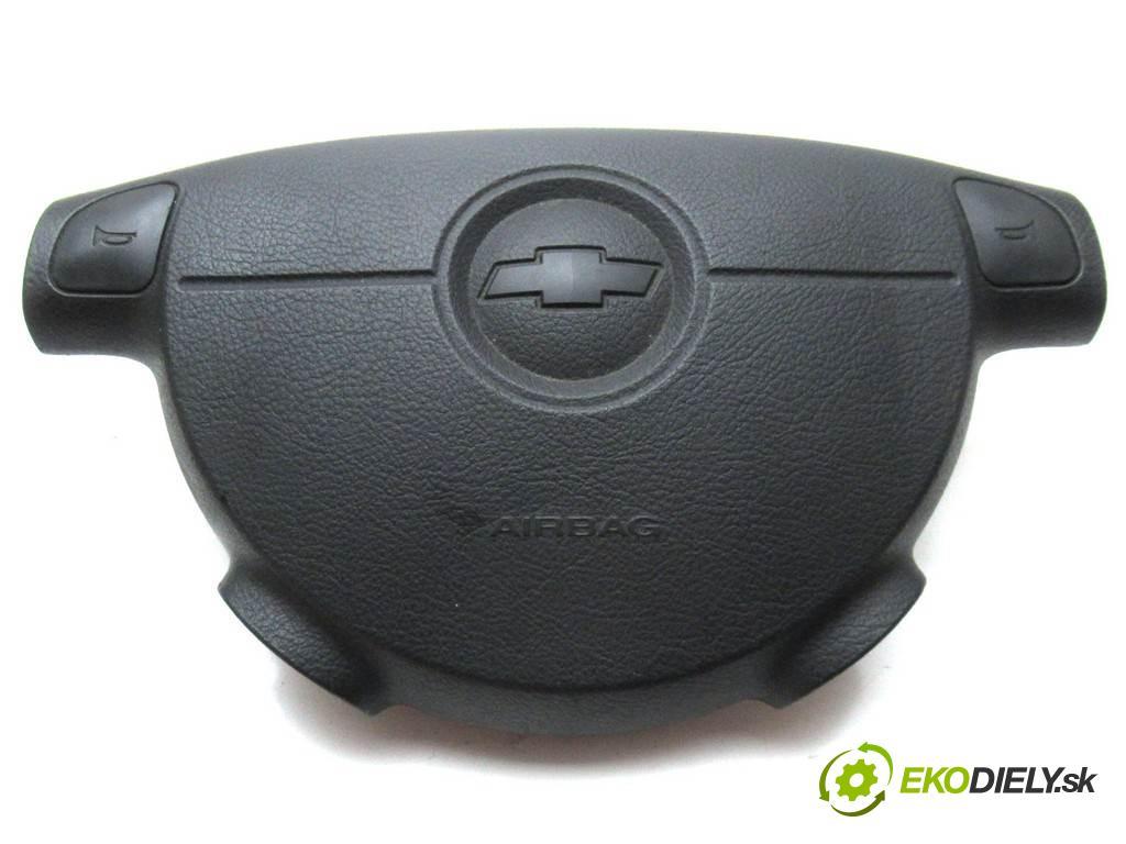 Chevrolet Lacetti   2006  HATCHBACK 5D 1.4B 95KM 03- 1400 AirBag - volantu 96474818 (Airbagy)