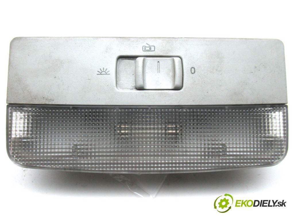 Seat Mii  2012 60KM HATCHBACK 3D 1.0B 60KM 11- 1000 svetlo stropné 6Q0947105M (Osvetlenie interiéru)