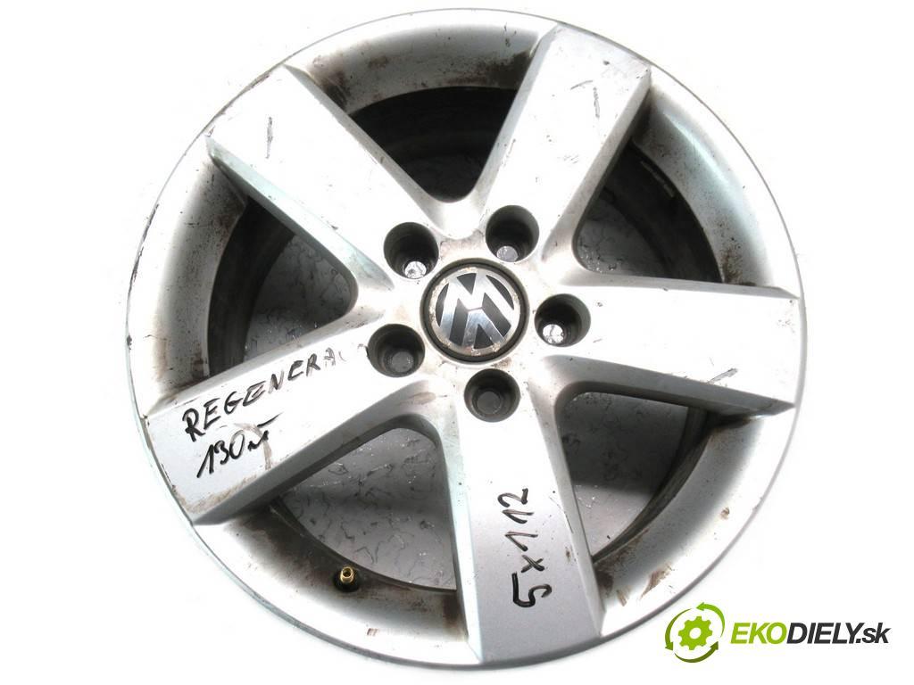 Volkswagen     16 6,5J 5X112 ET50  disk - 16  (Hliníkové)