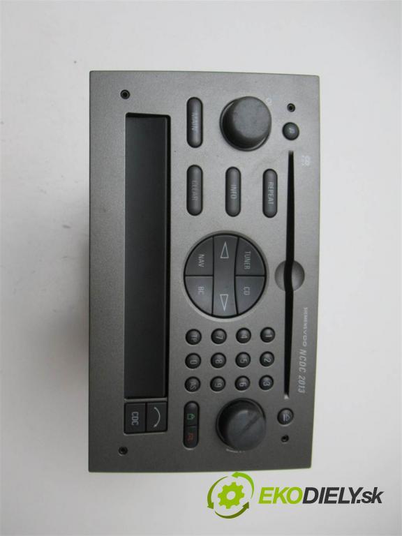 Opel Signum  2003  2.2DTI 125KM 03-05 2200 RADIO 13138250 (Audio zariadenia)