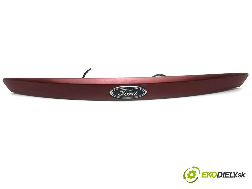 Ford Mondeo Mk3  2001  LIFTBACK 5D 2.0D 115KM 00-07 2000 Lišta dverí zadnej 1S71-743400-AE (Lišty)