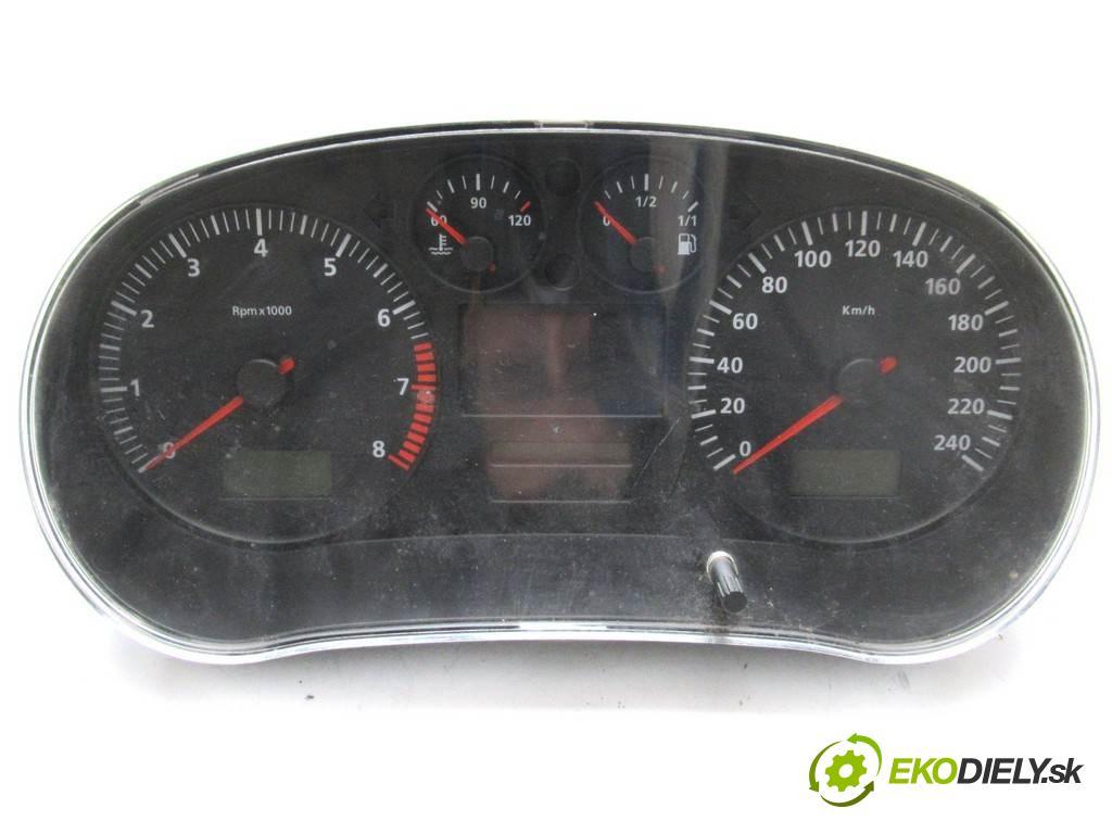 Seat Toledo II  1999  1.8B 125KM 98-04 1800 Prístrojovka 1M0920800A (Prístrojové dosky, displeje)