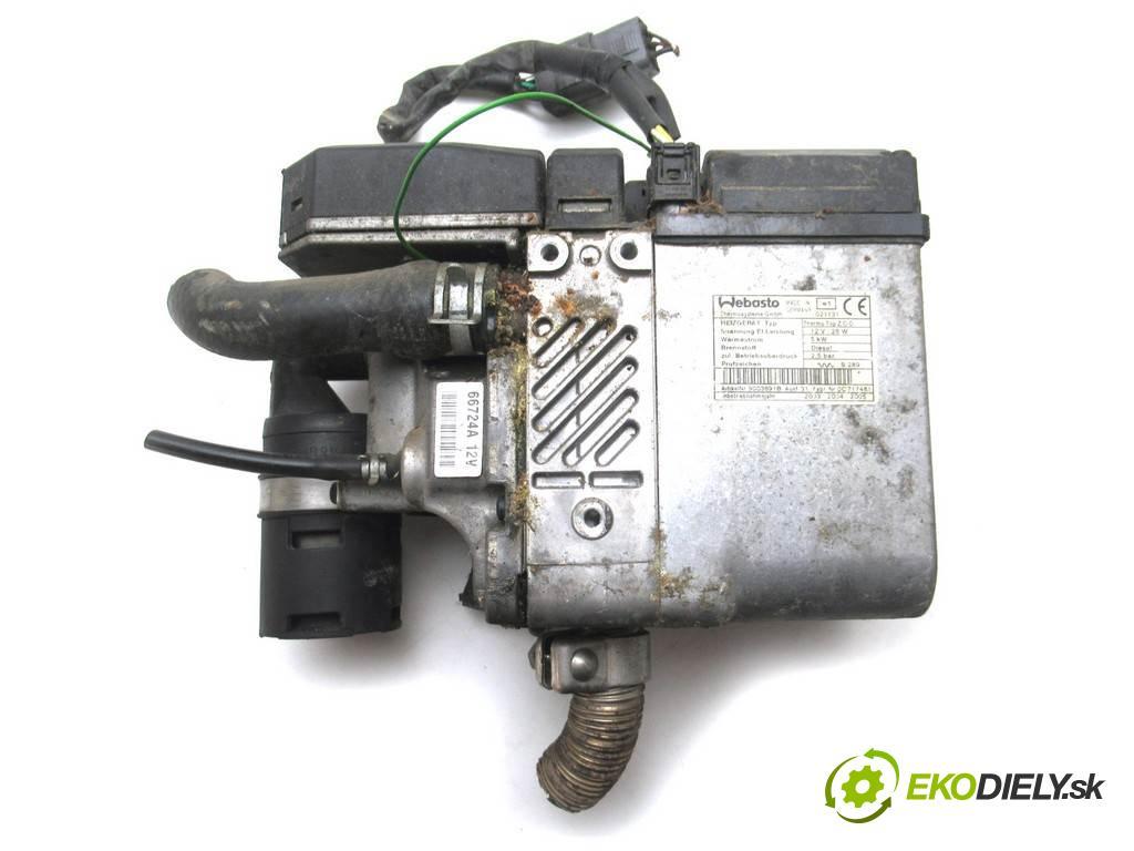 Mazda MPV II  2003  2.0CITD 136KM 99-06 2000 Webasto RF5C-91000553 (Webasto ohřívače)