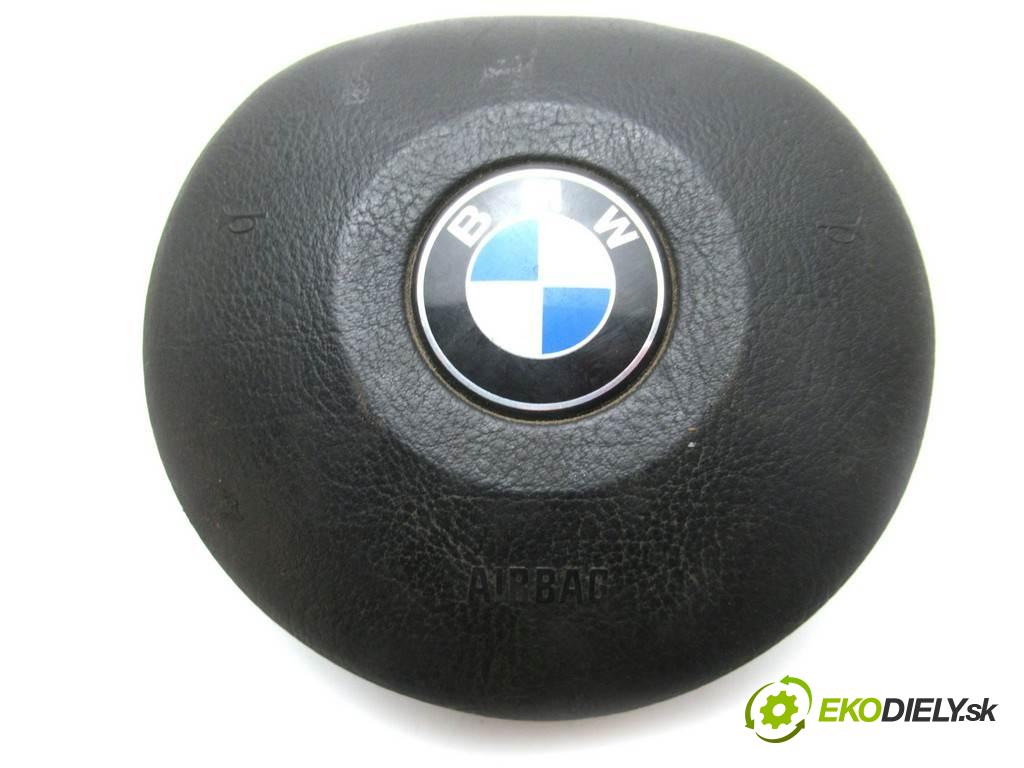 BMW 3 E46  2001  KOMBI 5D 2.0D 150KM 01-07 2000 AirBag - volantu  (Airbagy)