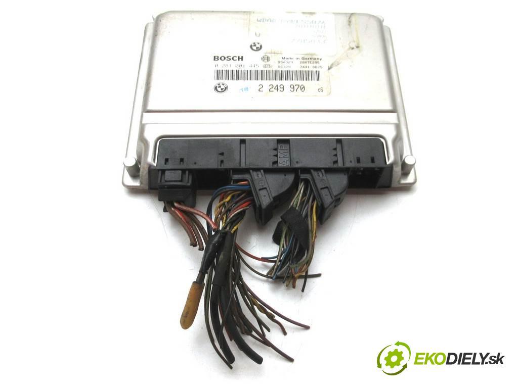 BMW 3 E46  1999  SEDAN 4D 2.0D 136KM 98-03 2000 riadiaca jednotka Motor 2249970 (Riadiace jednotky)
