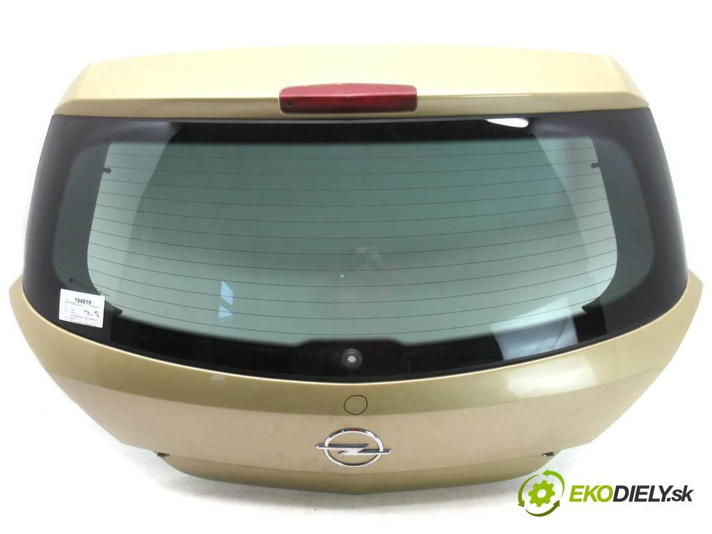 Opel Astra H  2004  HATCHBACK 5D 1.7CDTI 100KM 04-14 1700 zadná kapota  (Zadné kapoty)