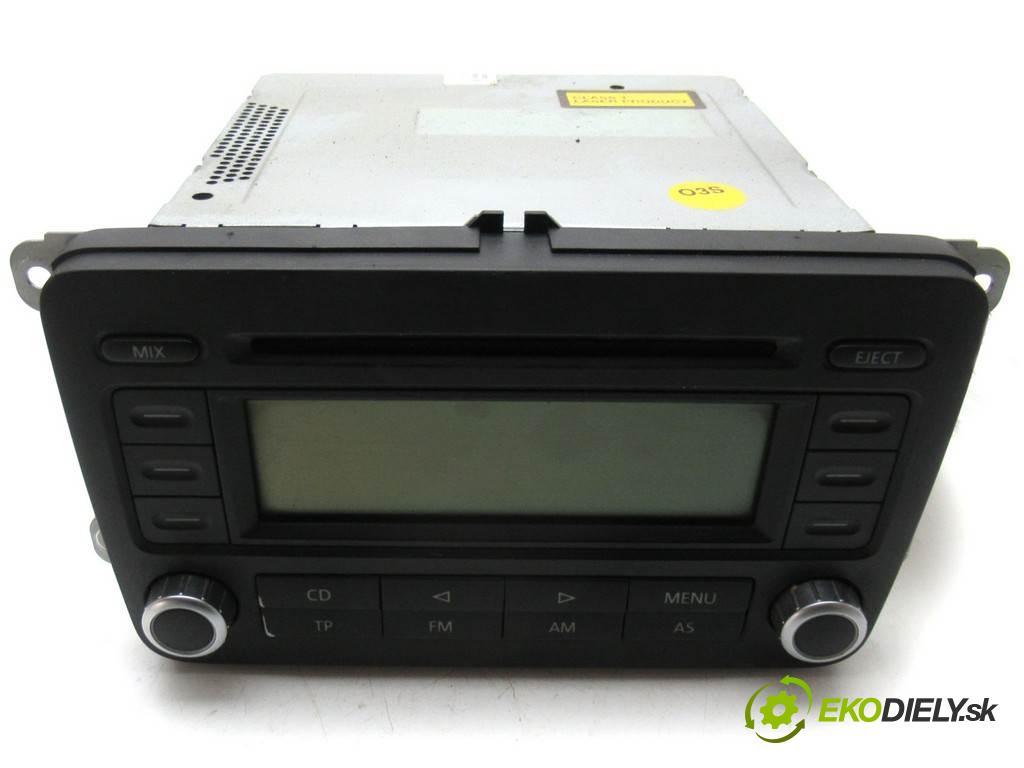 Volkswagen Golf V  2005  PLUS 1.9TDI 105KM 03-08 1900 RADIO  (Audio zariadenia)