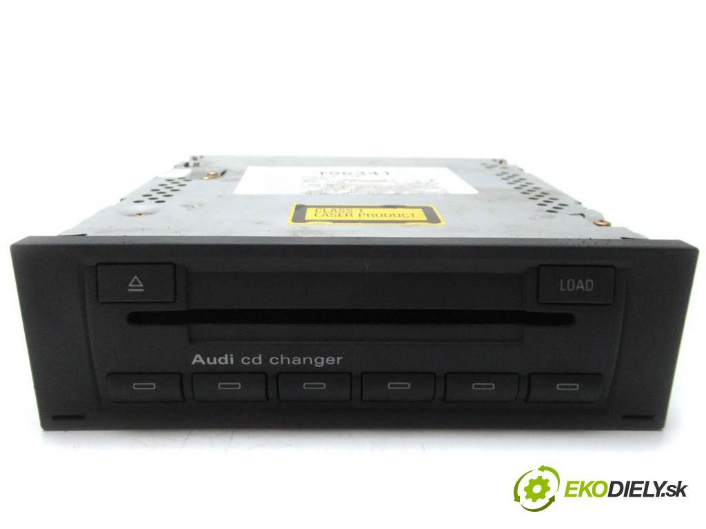 Audi A3 8P    HATCHBACK 3D 2.0TDI 140KM 03-08  Menič CD 8E0035111 (CD meniče)