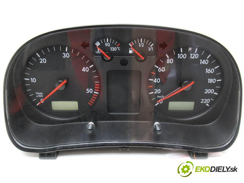 Volkswagen Bora  1999 90KM SEDAN 4D 1.9TDI 90KM 98-05 1900 Prístrojovka 1J0920801E (Prístrojové dosky, displeje)