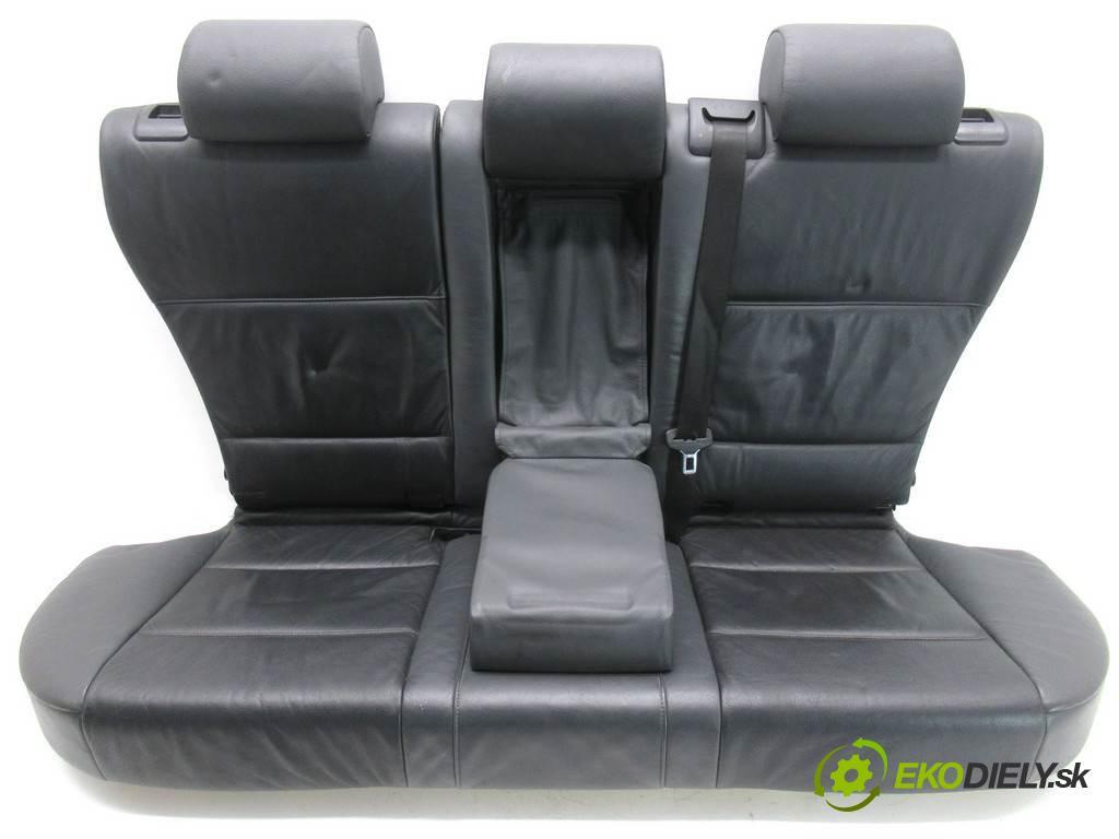 BMW X5  2001  E53 4.4 8V 286KM 99-06 4400 Sedadlo zad  (Sedačky, sedadlá)
