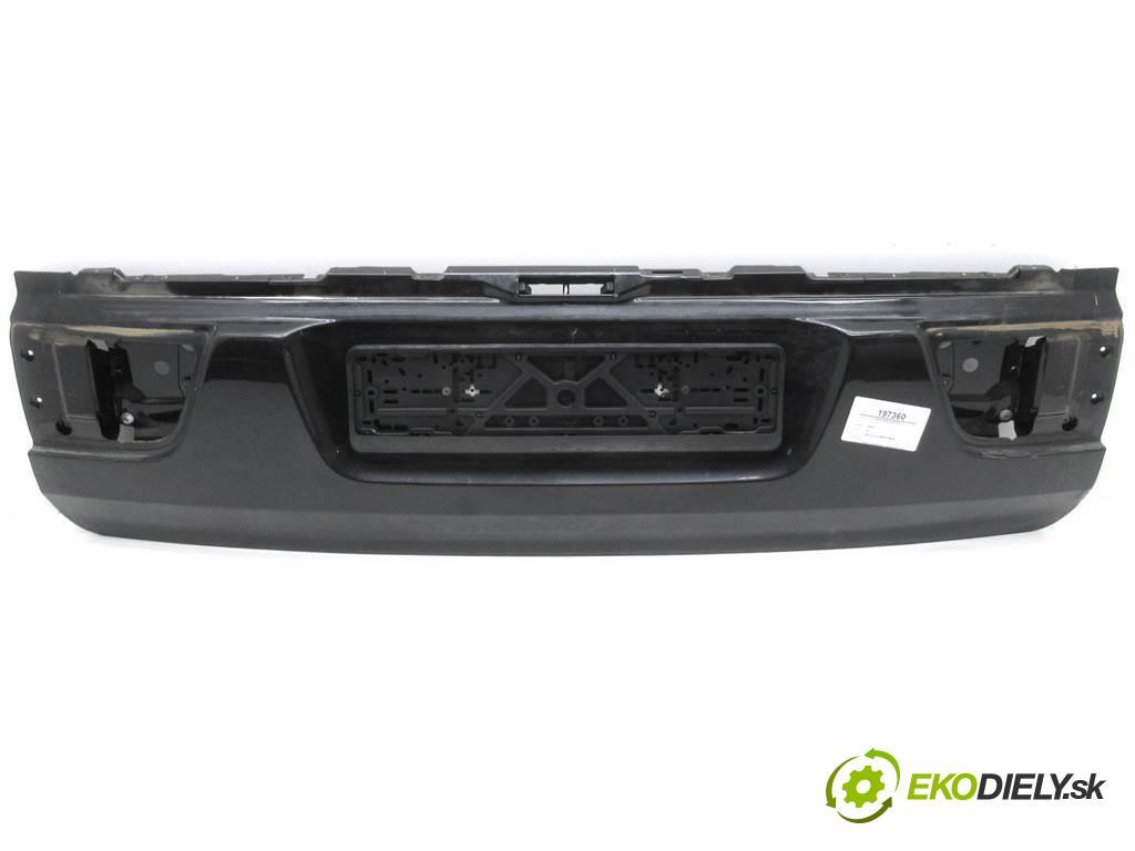 BMW X5    E53 4.4 8V 286KM 99-06  zadná kapota Zadné čelo  (Zadné kapoty)