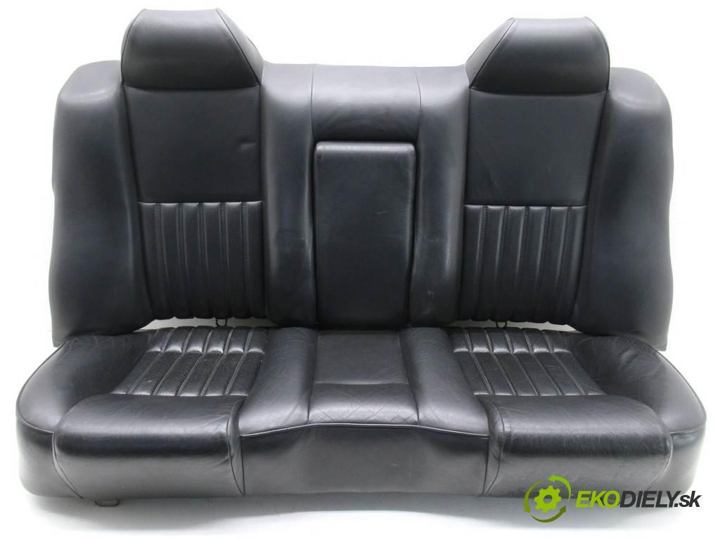 Alfa Romeo 166  2003  SEDAN 4D 2.4JTD 150KM 98-03 2400 Sedadlo zad  (Sedačky, sedadlá)