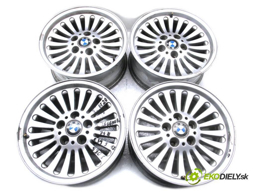 BMW 5 E39    16 7J 5X120 ET20  disky hliníkové - 16  (Hliníkové)