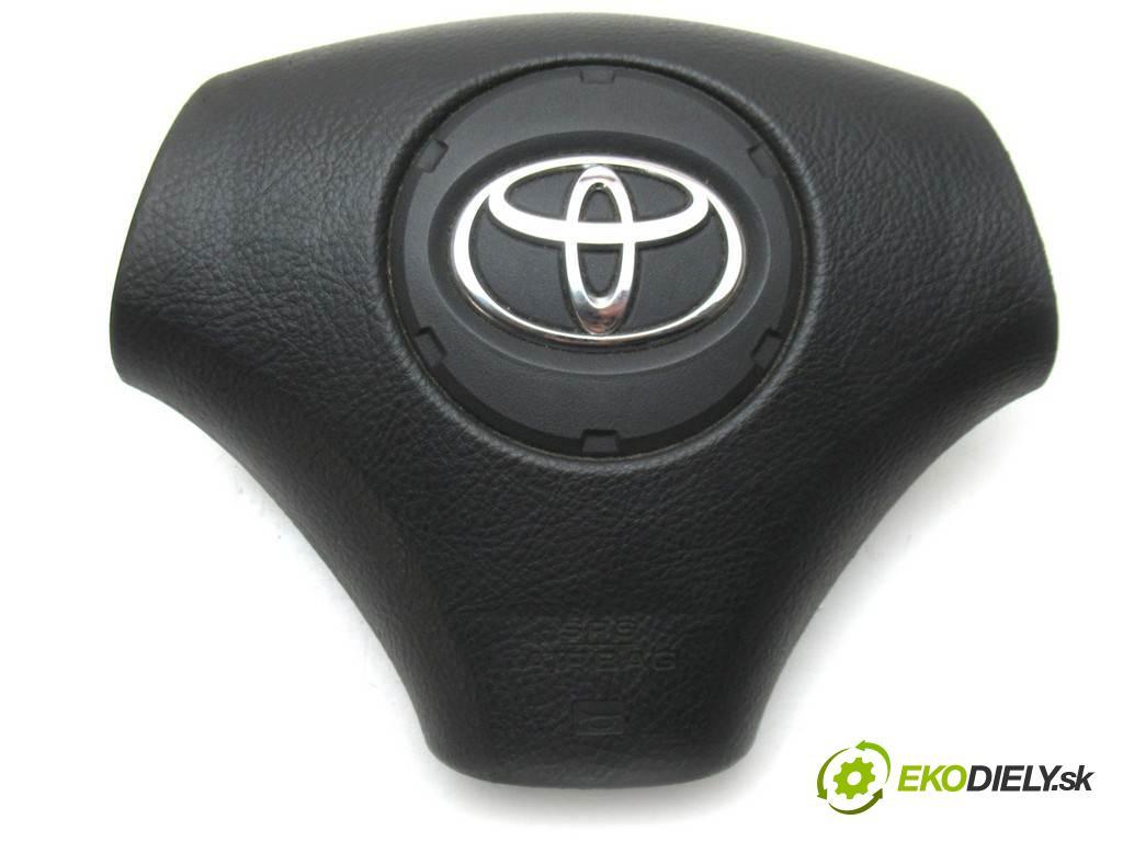 Toyota Corolla E12  2003 97KM HATCHBACK 5D 1.4VVTI 97KM 02-07 1400 AirBag - volantu 45130-02230 (Airbagy)