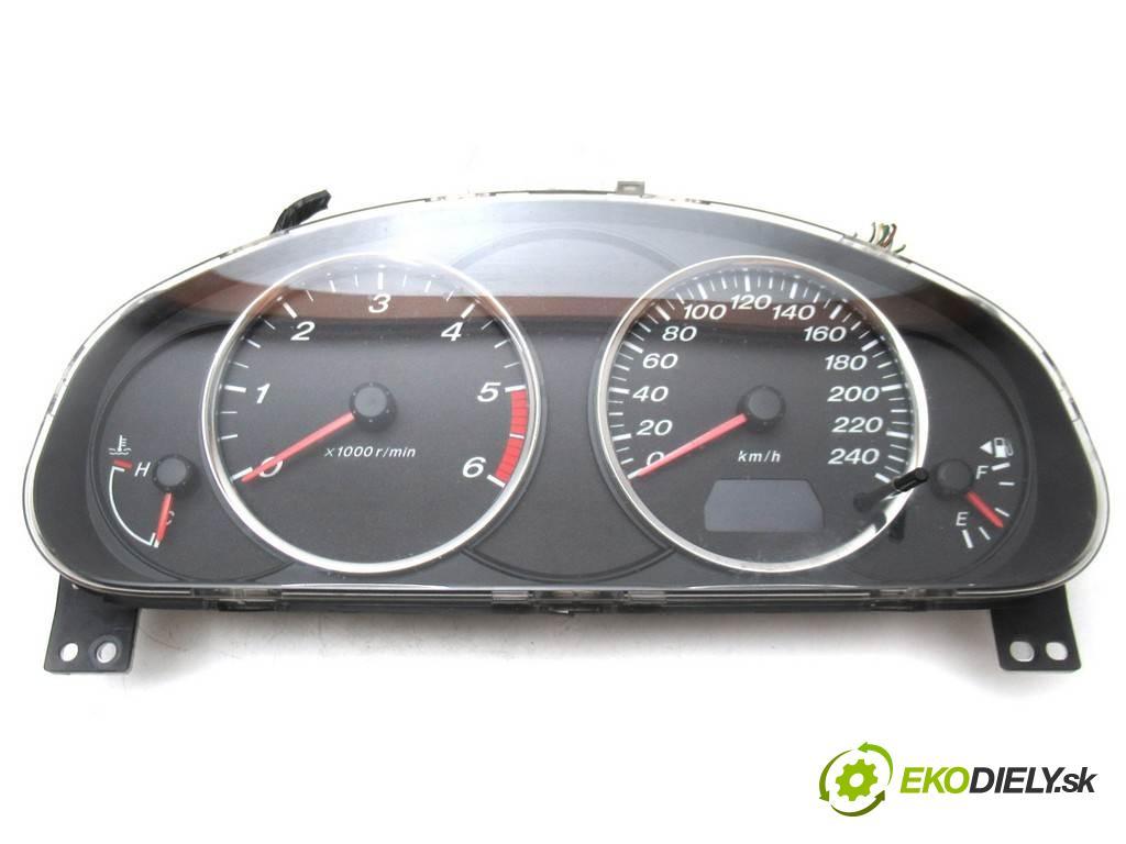 Mazda 6  2004  KOMBI 5D 2.0D 136KM 02-05 2000 Prístrojovka JG GJ6WC (Prístrojové dosky, displeje)