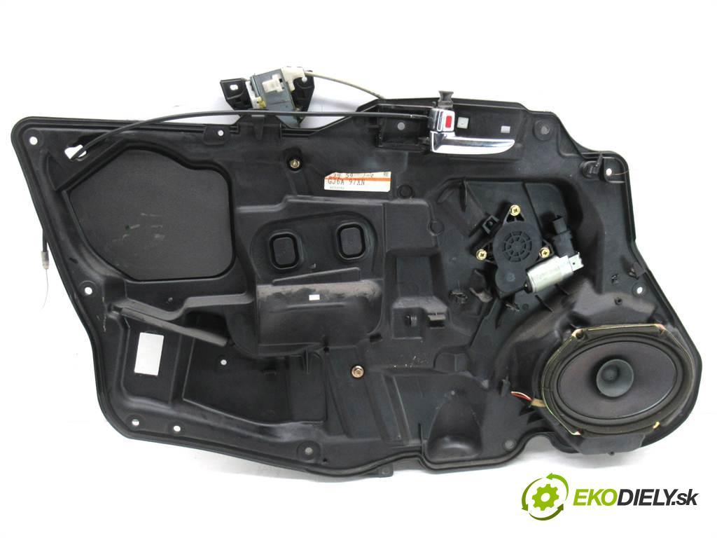 Mazda 6  2004  KOMBI 5D 2.0D 136KM 02-05 2000 Mechanizmus okna predný ľavy  (Predné ľavé)