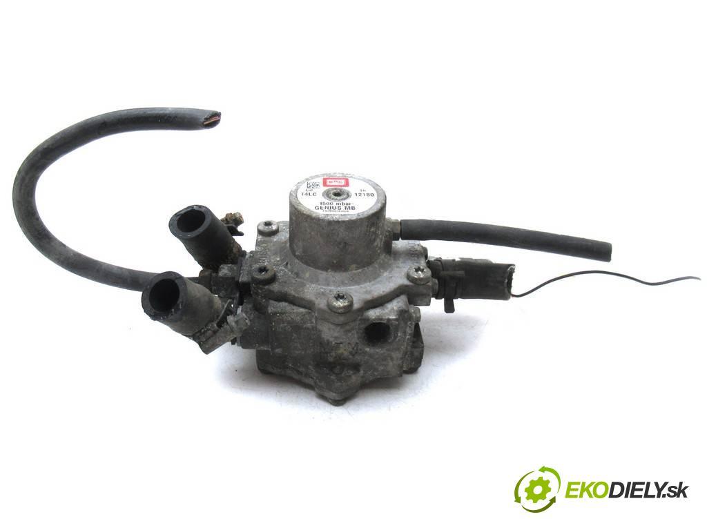 . .    A  Reduktor do plynového pedálu LPG BRC GENIUS MB (LPG)