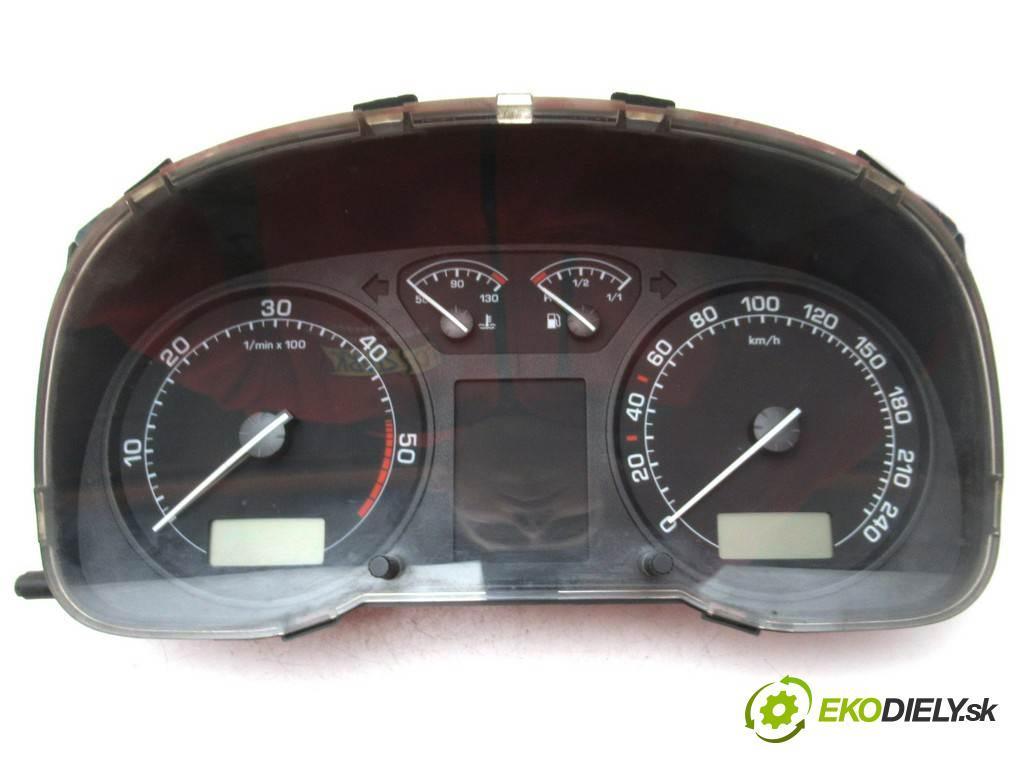 Skoda Octavia I LIFT  2006  KOMBI 5D 1.9TDI 100KM 00-10 1900 Prístrojovka 1U0920811J (Prístrojové dosky, displeje)