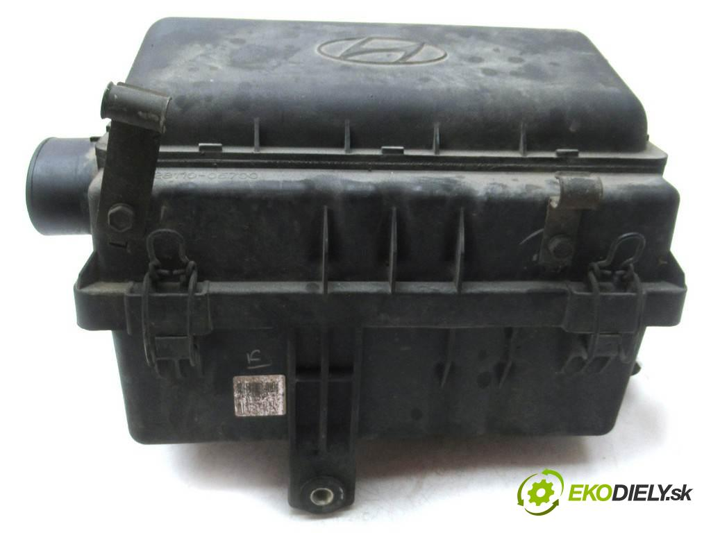 Hyundai Atos Prime  2006  LIFT 1.1B 63KM 03-08 1100 Obal filtra vzduchu 28110-05700 (Obaly filtrov vzduchu)
