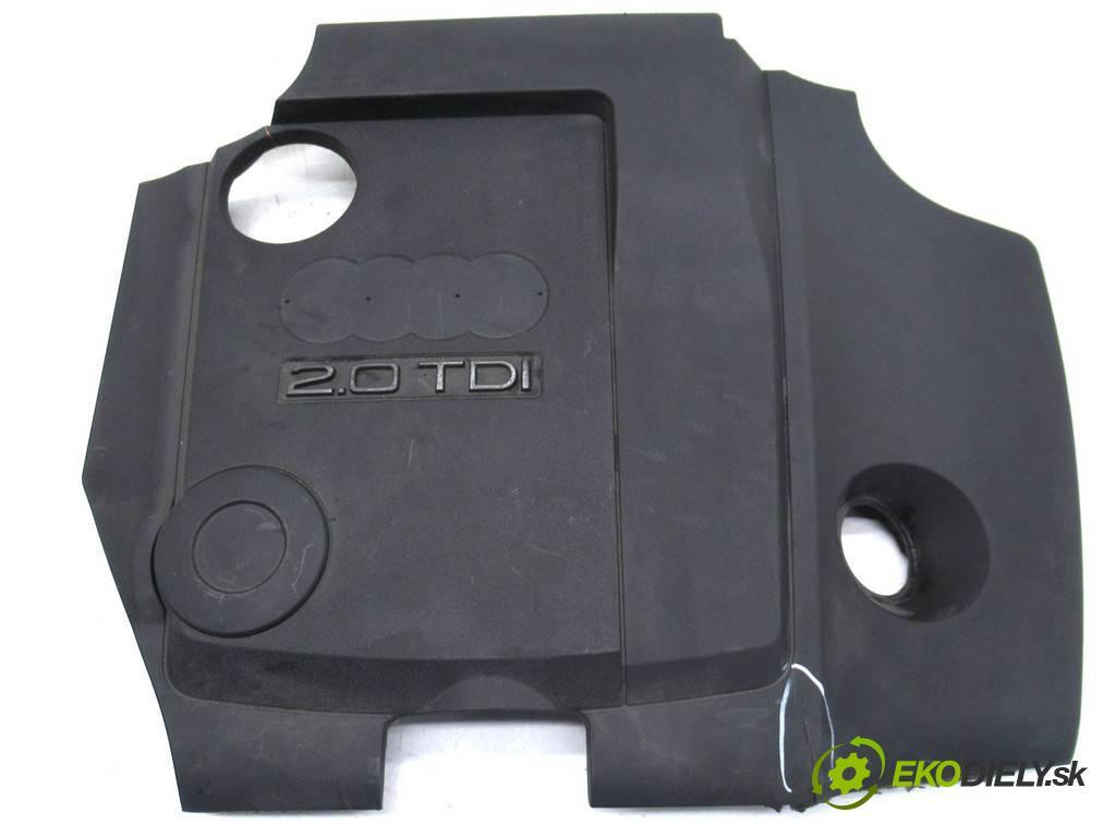 Audi A4 B7  2004 140KM KOMBI 5D 2.0TDI 140KM 04-08 2000 Kryt Motor  (Kryty motora)