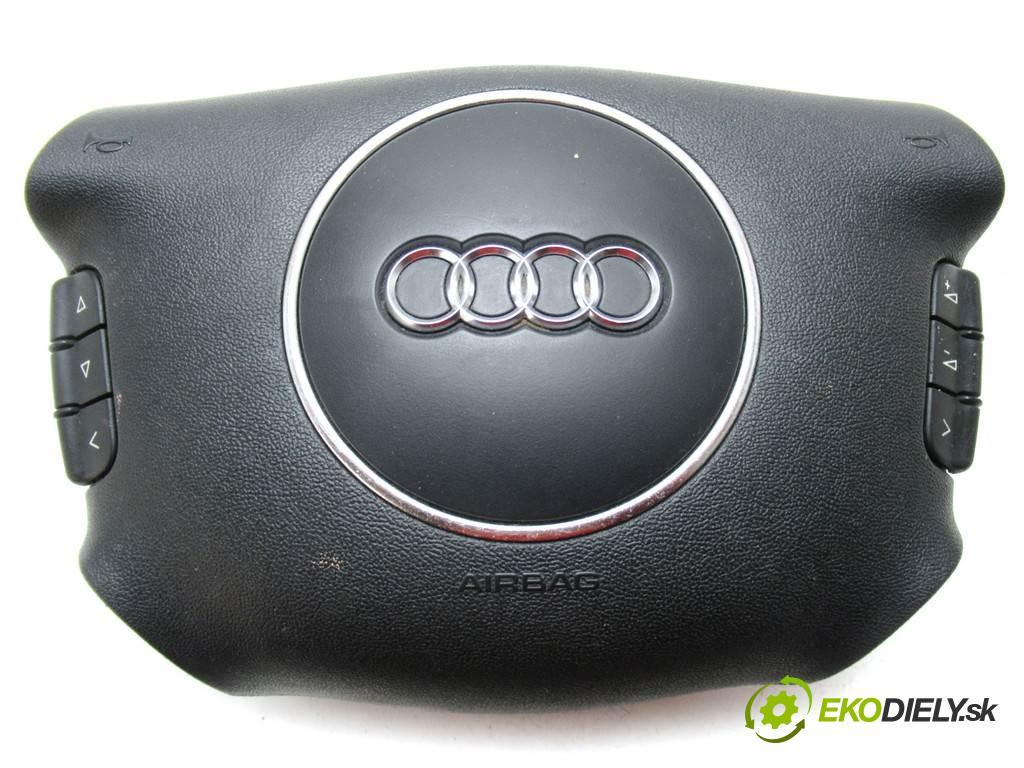 Audi A3 8L FL  2003 130 kW HATCHBACK 3D 1.9TDI 130KM 00-03 1900 AirBag - volantu 8E0880201AF (Airbagy)
