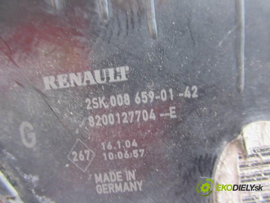 Renault Scenic II  2003  1.5DCI 82KM 03-06 1500 Svetlo zad ľavá strana  (Ostatné)