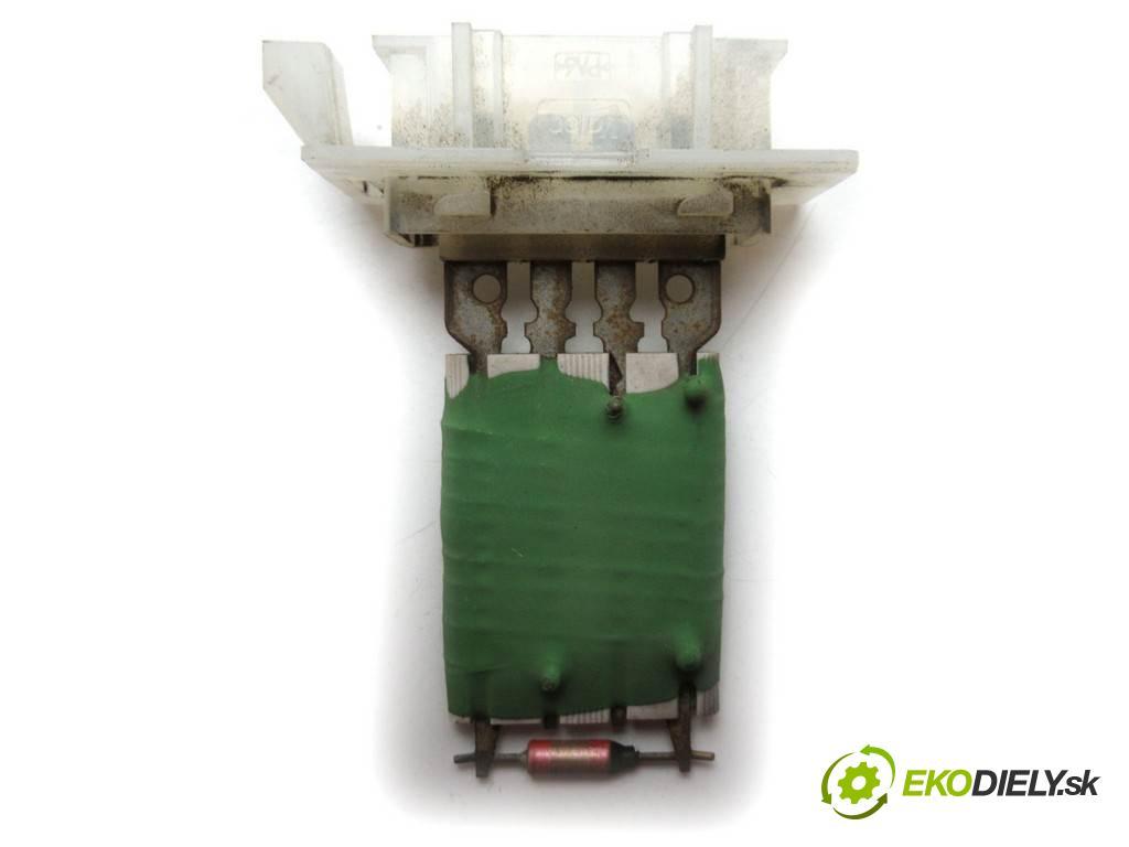 Dacia Logan II  2013  1.5DCI 90KM 12- 1500 odpor rezistor topení vzduchu  (Odpory topení)