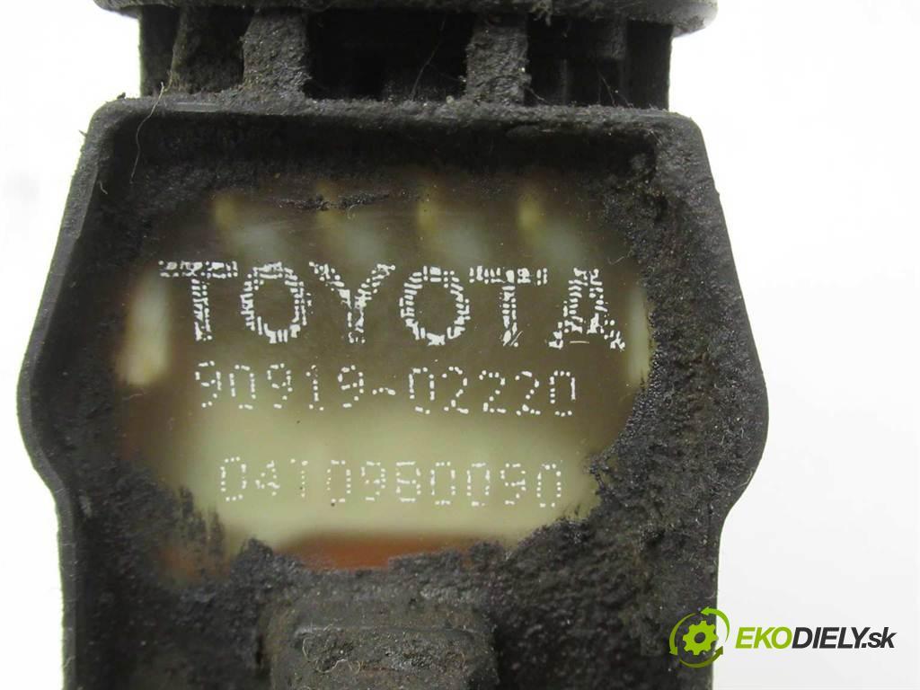 Toyota Corolla E11  1998  HATCHBACK 3D 1.4B 86KM 97-02 1400 cívka zapalovací 90919-02220 (Zapalovací cívky, moduly)