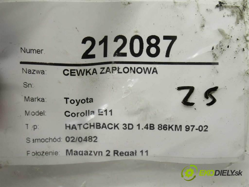 Toyota Corolla E11  1998  HATCHBACK 3D 1.4B 86KM 97-02 1400 Cievka zapaľovacia 90919-02220 (Zapaľovacie cievky, moduly)