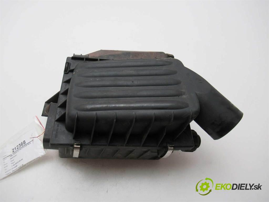 Opel Tigra  1995 66 kw 1.4B 90KM 94-00 1400 obal filtra vzduchu 90470240 (Kryty filtrů)