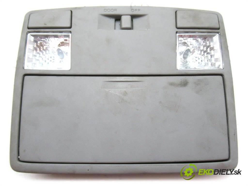 Mazda 5 Premacy II  2006 81 kw 2.0CITD 110KM 05-08 2000 svetlo stropné  (Osvetlenie interiéru)