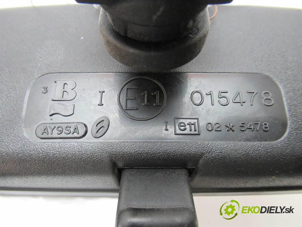 Volvo S40 II  2007 80 kw SEDAN 4D 1.6D 110KM 04-07 1600 Spätné zrkadlo vnútorné  (Spätné zrkadlá vnútorné)