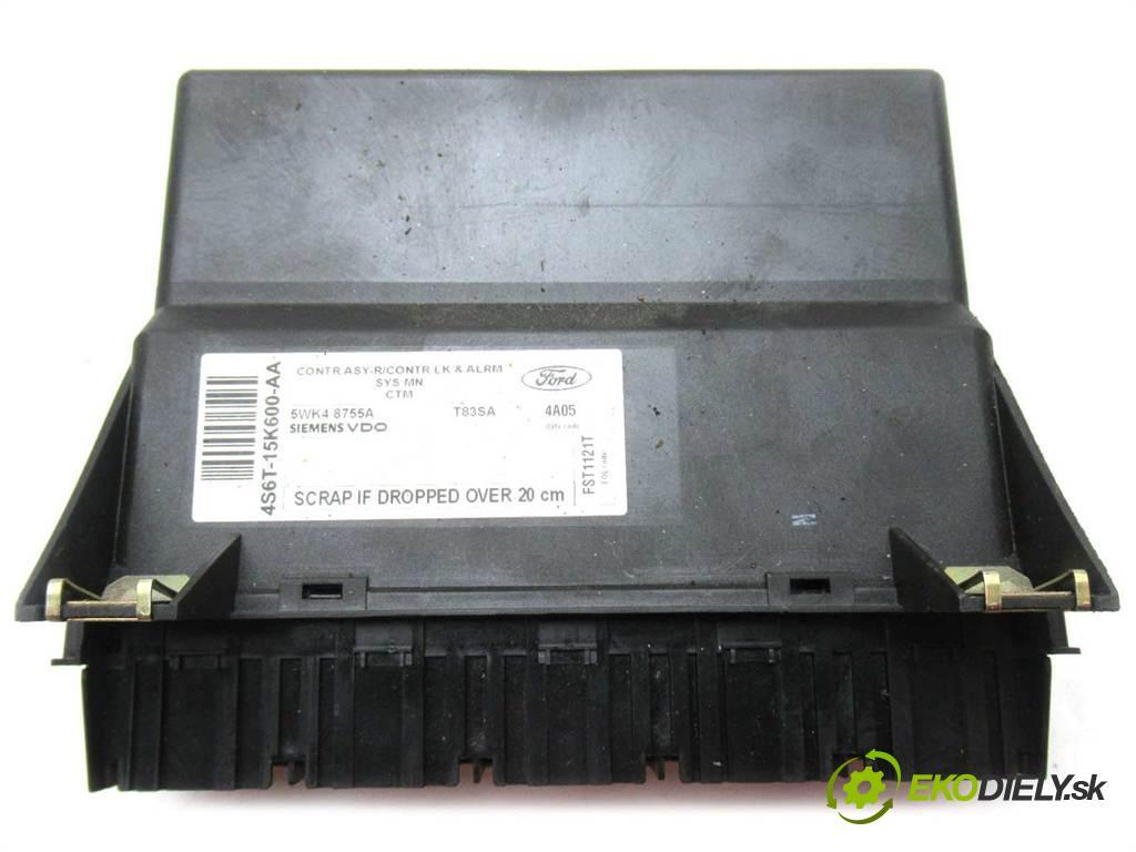 Ford Fiesta V  2004 44 kw HATCHBACK 3D 1.3B 60KM 02-08 1300 Modul komfortu 4S6T-15K600-AA (Moduly komfortu)