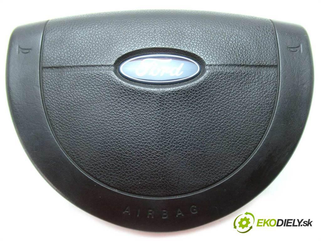 Ford Fiesta V  2004 44 kw HATCHBACK 3D 1.3B 60KM 02-08 1300 AirBag - volantu  (Airbagy)
