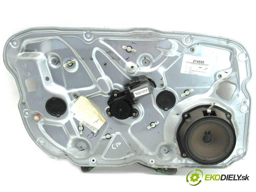 Fiat Stilo  2002 76 kw HATCHBACK 5D 1.6B 103KM 01-07 1600 Mechanizmus okna predný ľavy 0046807372 (Predné ľavé)