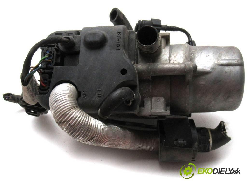 Ford S-MAX  2009 103 kw 2.0TDCI 136KM 06-15 2000 Webasto  (Webasto ohřívače)