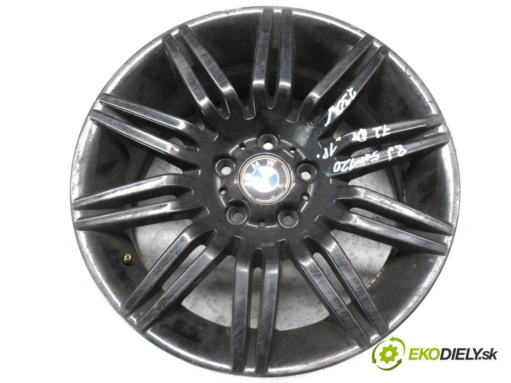 BMW     18 8J 5X120 ET40  disk - 18  (Hliníkové)