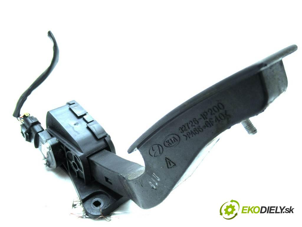 Hyundai ix20  2012  1.6CRDI 128KM 10-15 1600 Potenciometer plynového pedálu 35190-4A501 (Pedále)