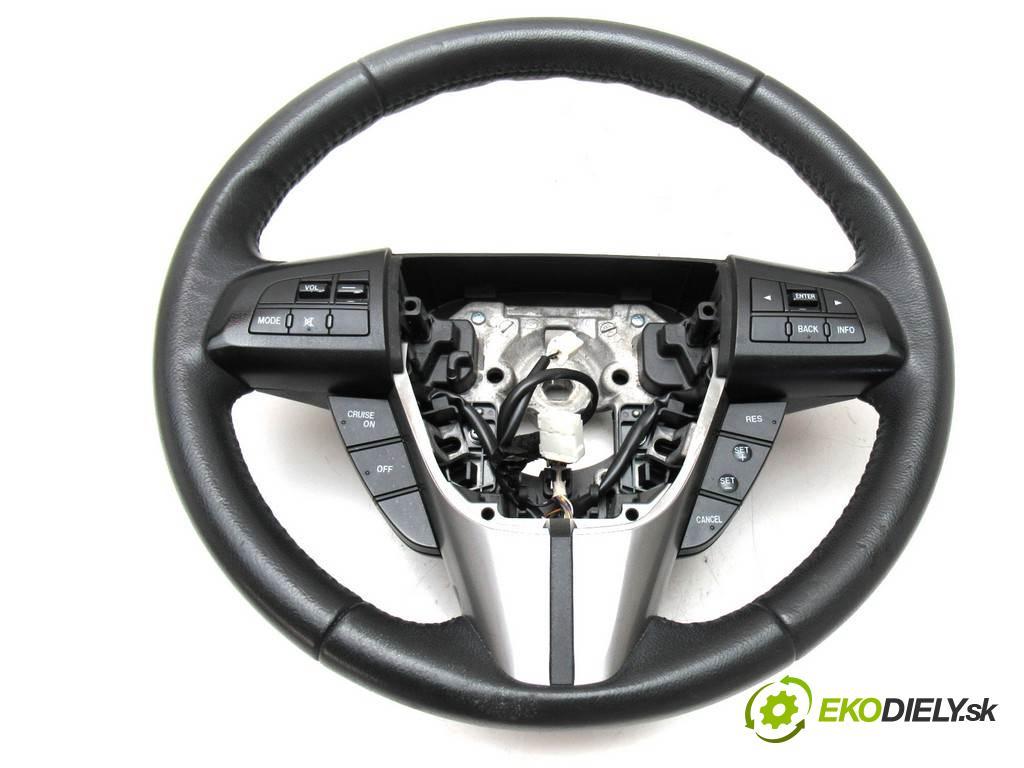 Mazda 3 II  2009 77 kw HATCHBACK 5D 1.6B 105KM 08-13 1600 Volant  (Volanty)