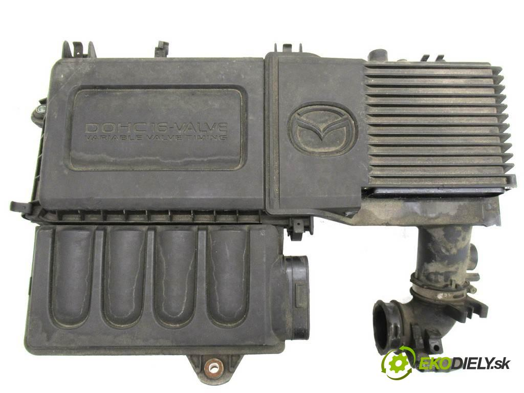 Mazda 3 II  2009 77 kw HATCHBACK 5D 1.6B 105KM 08-13 1600 Obal filtra vzduchu  (Obaly filtrov vzduchu)